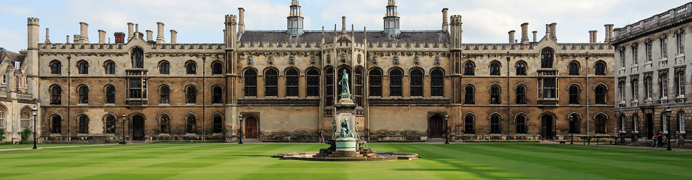 Cursos de ingles en Cambridge