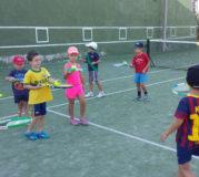 NIños tenis